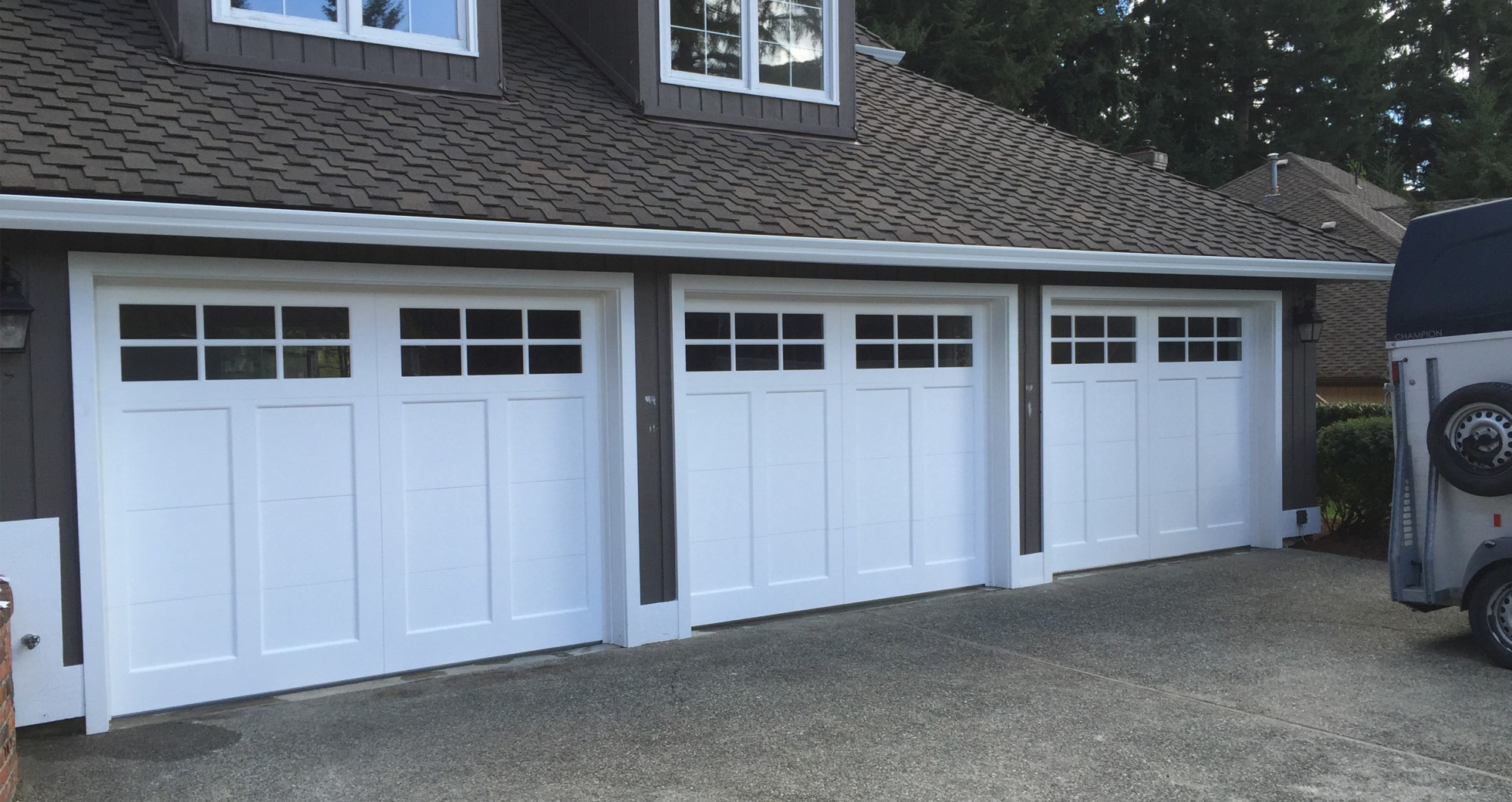 Therma Elite Garage Doors